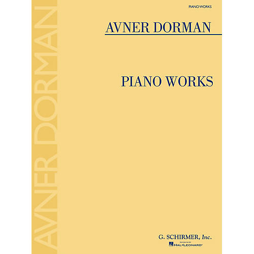 G. Schirmer Piano Works Piano Collection Series