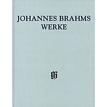 G. Henle Verlag Piano Works Without Opus Number Henle Complete Edition Series Hardcover