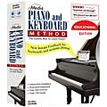 eMedia Piano and Keyboard Method 20 Station Lab Pack (20 Computers/120 Students) thumbnail