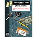 Alfred Piano for Busy Teens Book 3 thumbnail