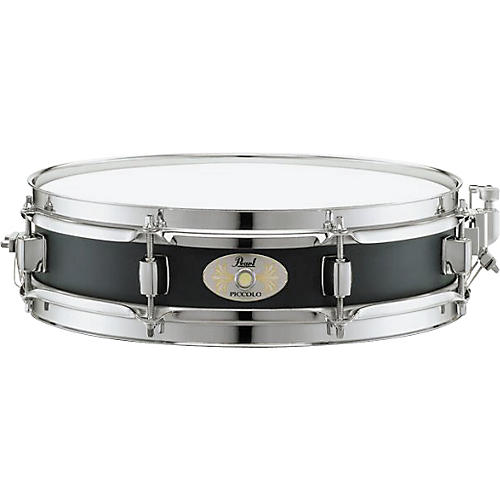 Pearl Piccolo Steel Snare Drum