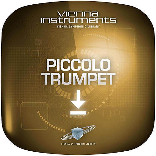 Vienna Instruments Piccolo Trumpet Upgrade To Full Library