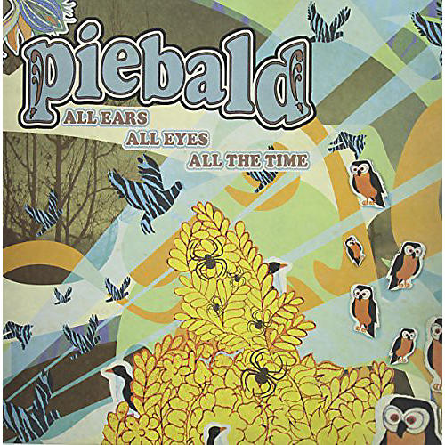 Alliance Piebald - All Ears, All Eyes, All The Time