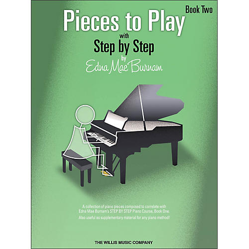 Willis Music Pieces To Play Book 2