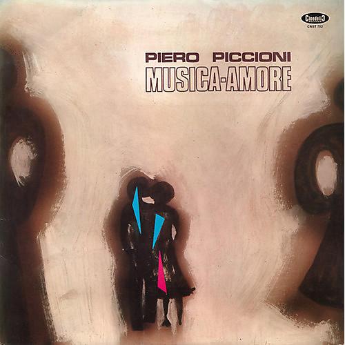 Alliance Piero Piccioni - Musica Amore - O.s.t.
