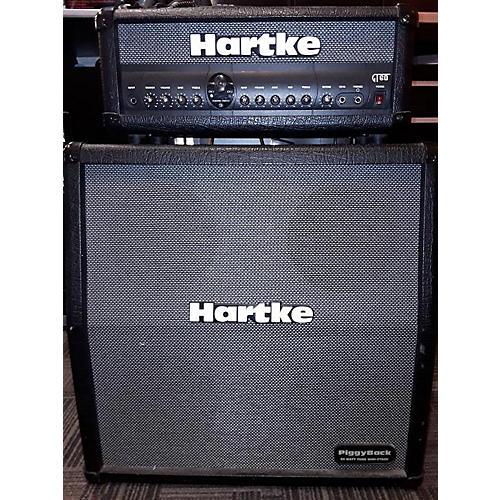 Hartke Piggyback G60 Stack Guitar Stack