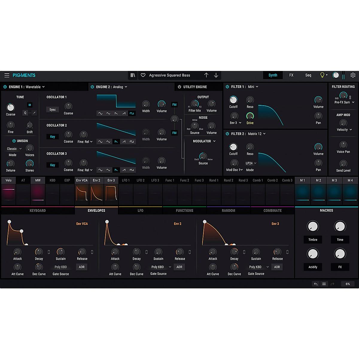 Arturia Pigments 2 (Download)