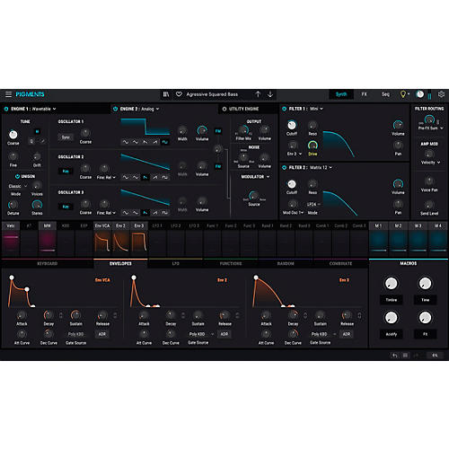 Arturia Pigments 3 (Download)