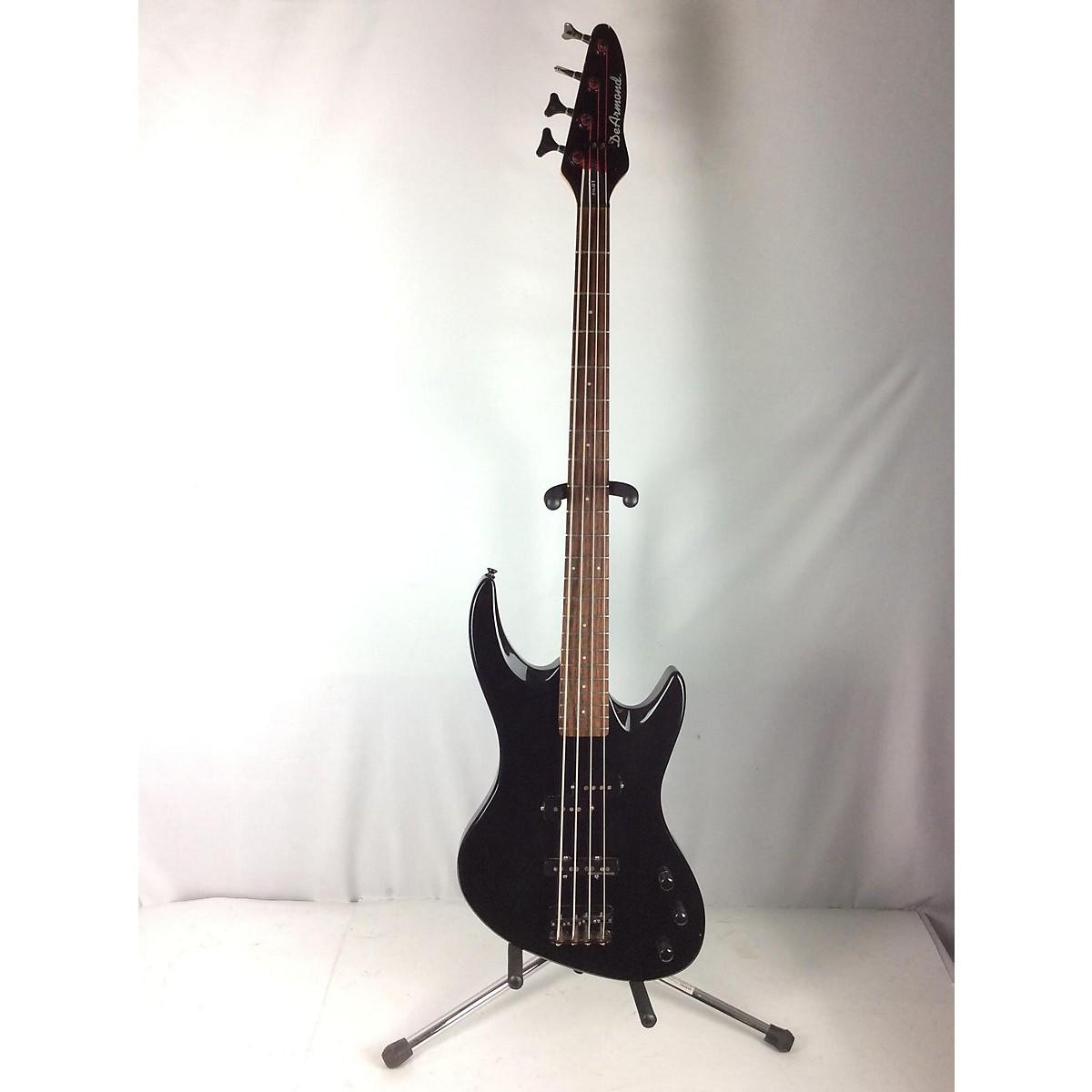DeArmond Pilot Plus Electric Bass Guitar