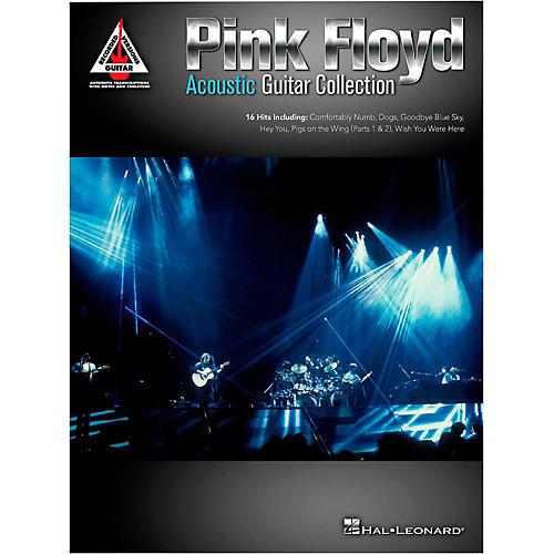 Hal Leonard Pink Floyd - Acoustic Guitar Collection Guitar Tab Songbook
