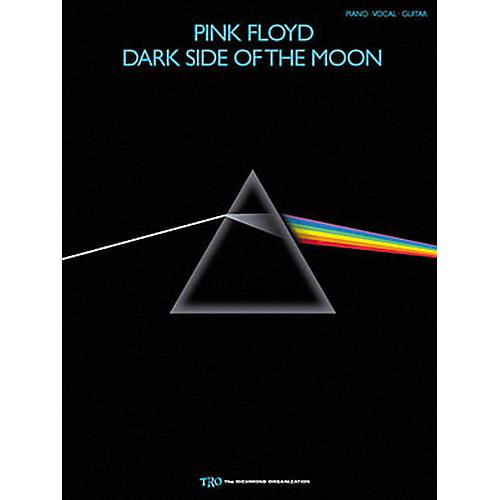 Hal Leonard Pink Floyd - Dark Side of the Moon Piano, Vocal, Guitar Songbook