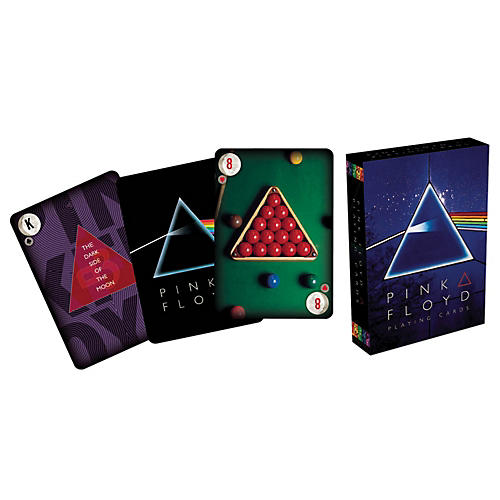 Hal Leonard Pink Floyd - Dark Side of the Moon Playing Cards