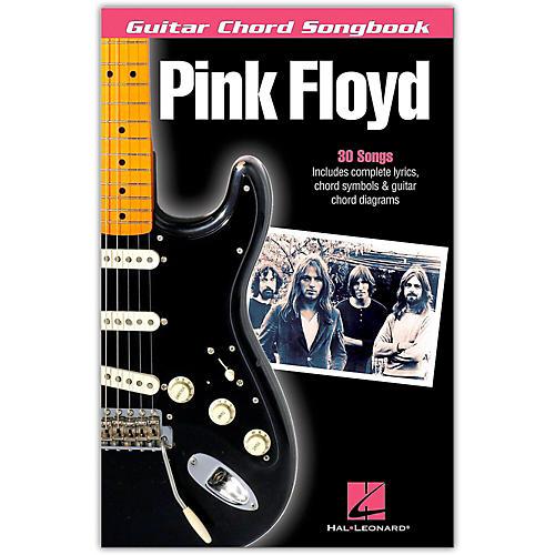 Hal Leonard Pink Floyd - Guitar Chord Songbook