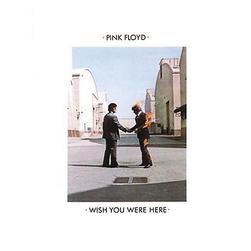 Music Sales Pink Floyd - Wish You Were Here Music Sales America Series Softcover Performed by Pink Floyd