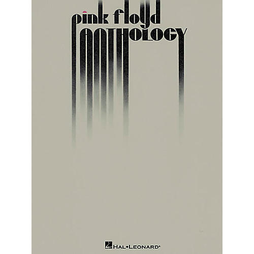 Hal Leonard Pink Floyd Anthology Piano, Vocal, Guitar Songbook