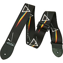 "Perri's Pink Floyd Dark Side of the Moon 2"" Polyester Guitar Strap"