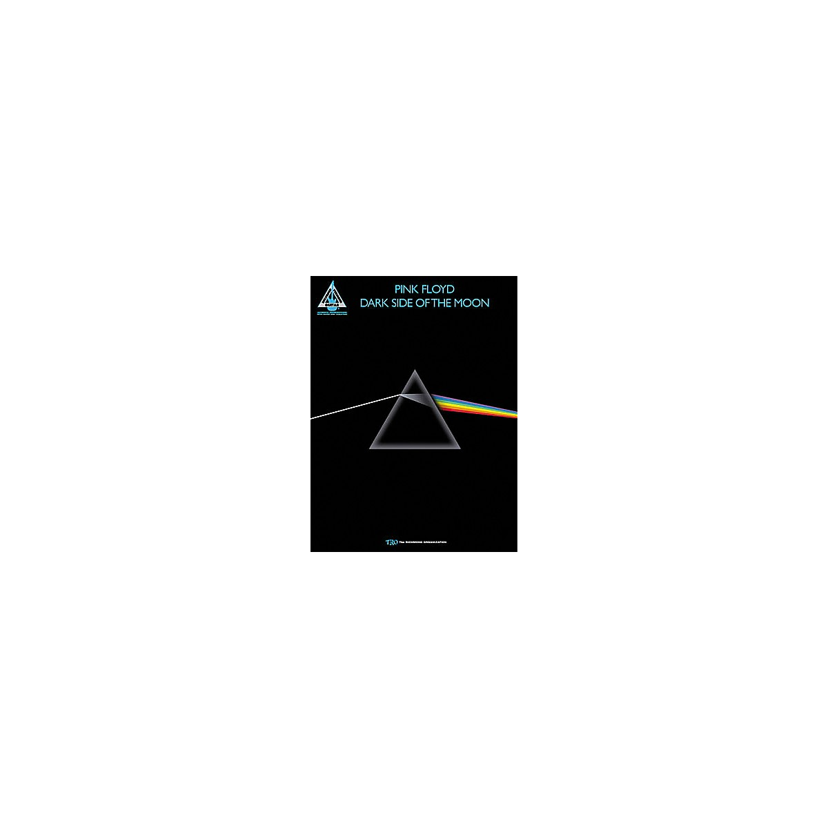 Hal Leonard Pink Floyd Dark Side of the Moon Guitar Tab Book