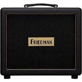 friedman pink taco 1x12 closed back guitar speaker cabinet with celestion creamback black. Black Bedroom Furniture Sets. Home Design Ideas
