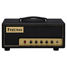 Friedman Pink Taco 20-Watt Hand-Wired Head Level 1 Black