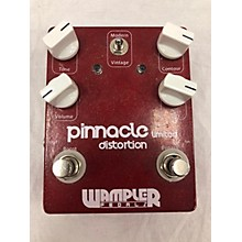 Wampler Pinnacle Standard Distortion Effect Pedal
