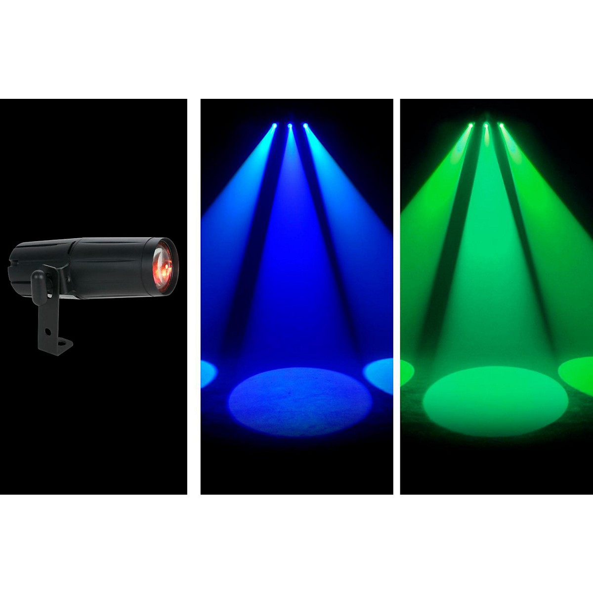 American DJ Pinspot LED Quad DMX