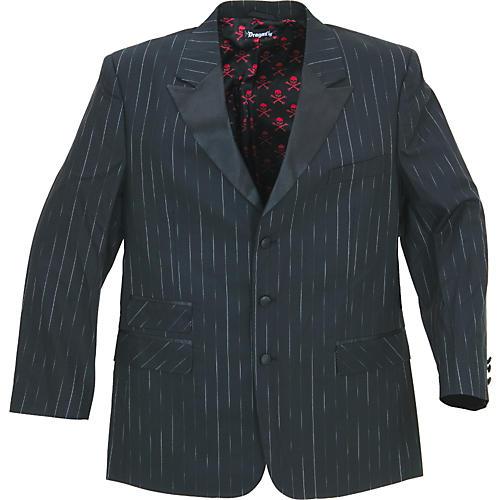 Dragonfly Clothing Company Pinstripe Blazer
