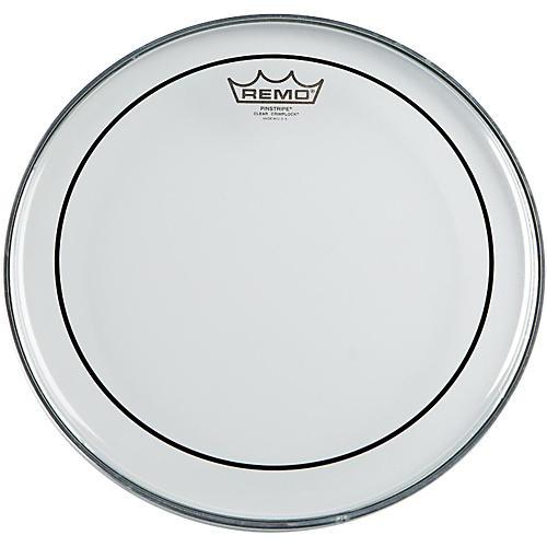 Remo Pinstripe Clear Crimplock Marching Tenor Drum Head