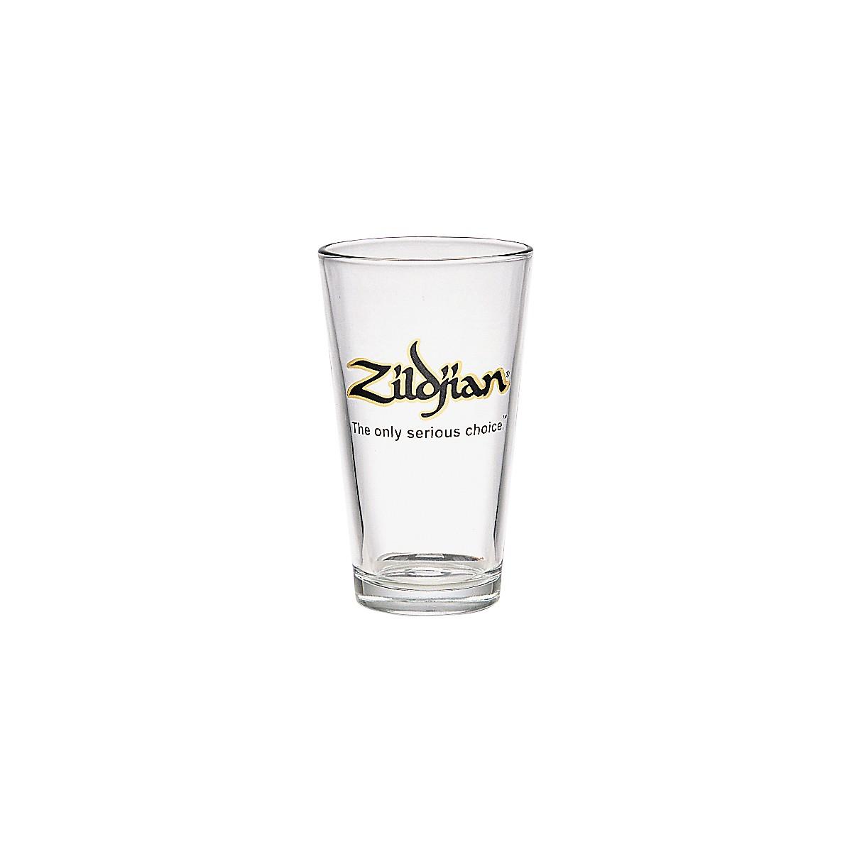 Zildjian Pint Glass