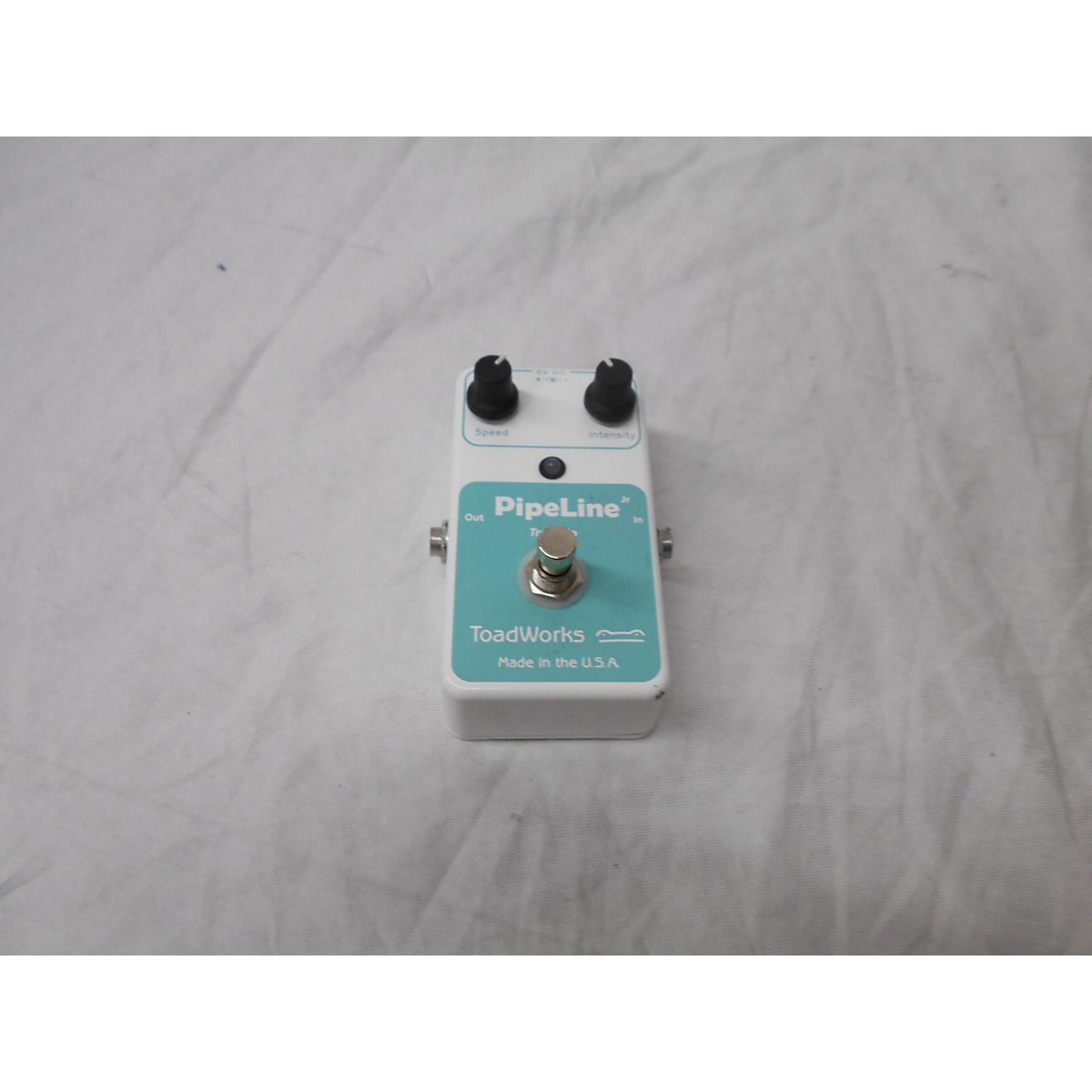 Toadworks Pipe Line Effect Pedal