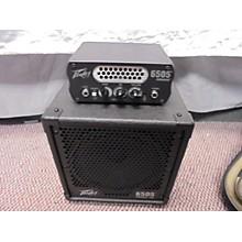 Peavey Piranha 20W Head W/ 1X8 Cabinet Guitar Stack