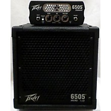 Peavey Piranha Guitar Stack