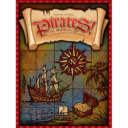 Hal Leonard Pirates! The Musical - Teacher's Edition