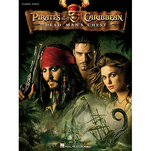Hal Leonard Pirates of the Caribbean - Dead Man's Chest Easy Pop Specials For Strings Series by Robert Longfield