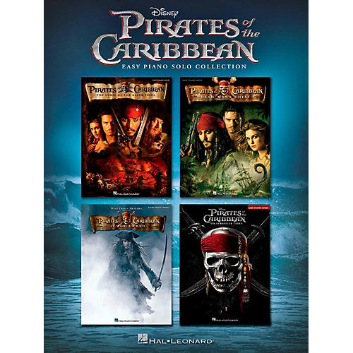 Hal Leonard Pirates of the Caribbean - Easy Piano Solo Collection
