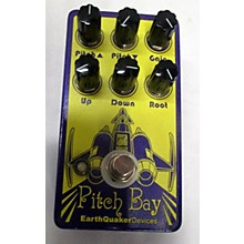Earthquaker Devices Pitch Bay Polyphonic Harmonizer And Distortion Generator Effect Pedal