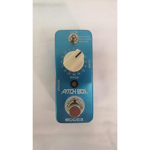 Mooer Pitch Box Effect Pedal