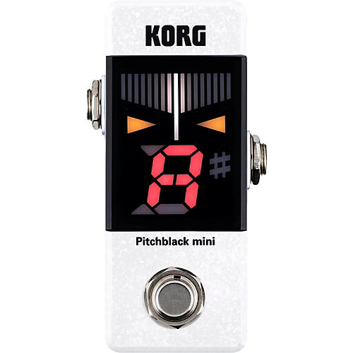 Korg Pitchblack Mini Limited Edition Pedal Tuner
