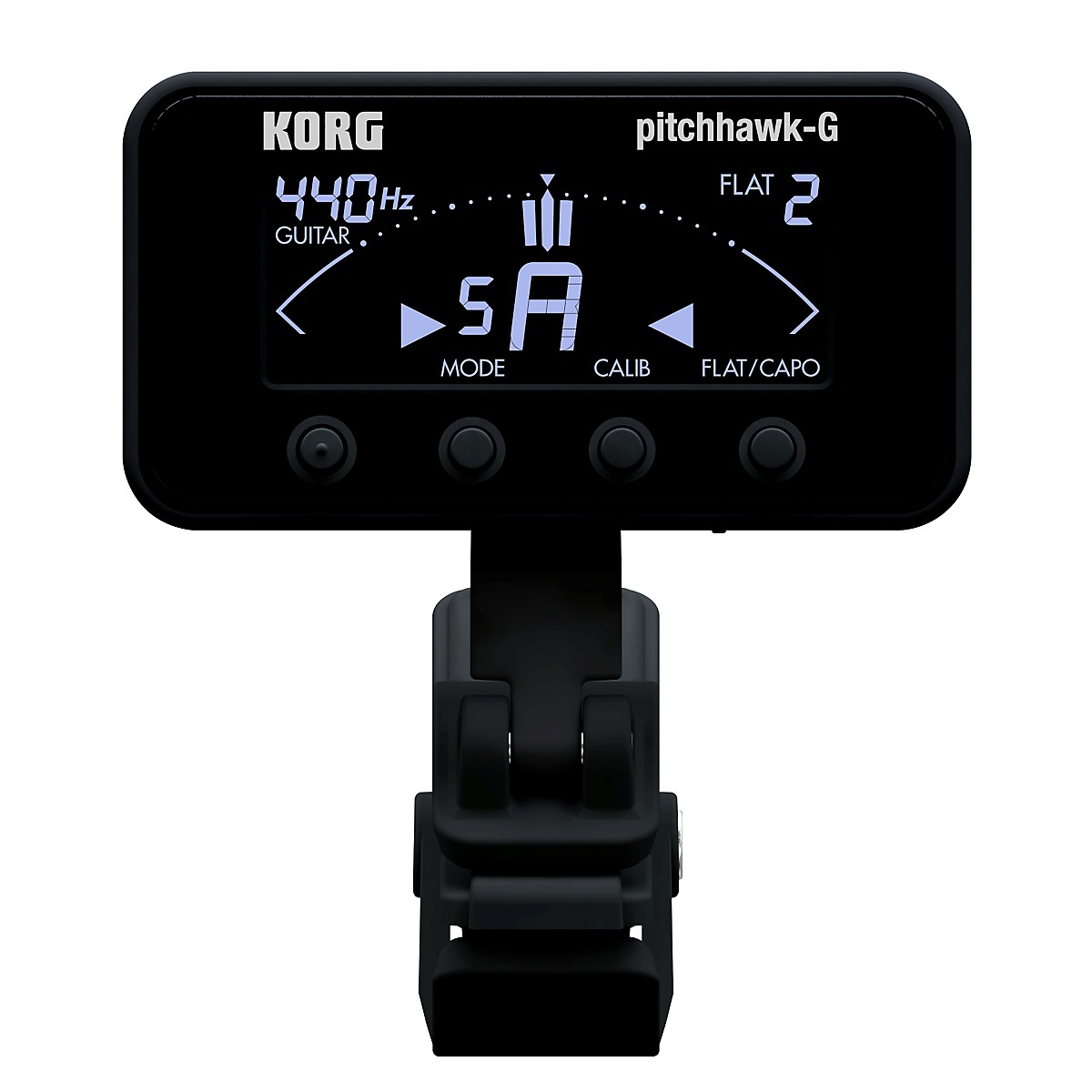 Korg Pitchhawk Clip-On Tuner