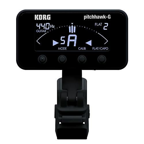Korg Pitchhawk Clip-On Tuner