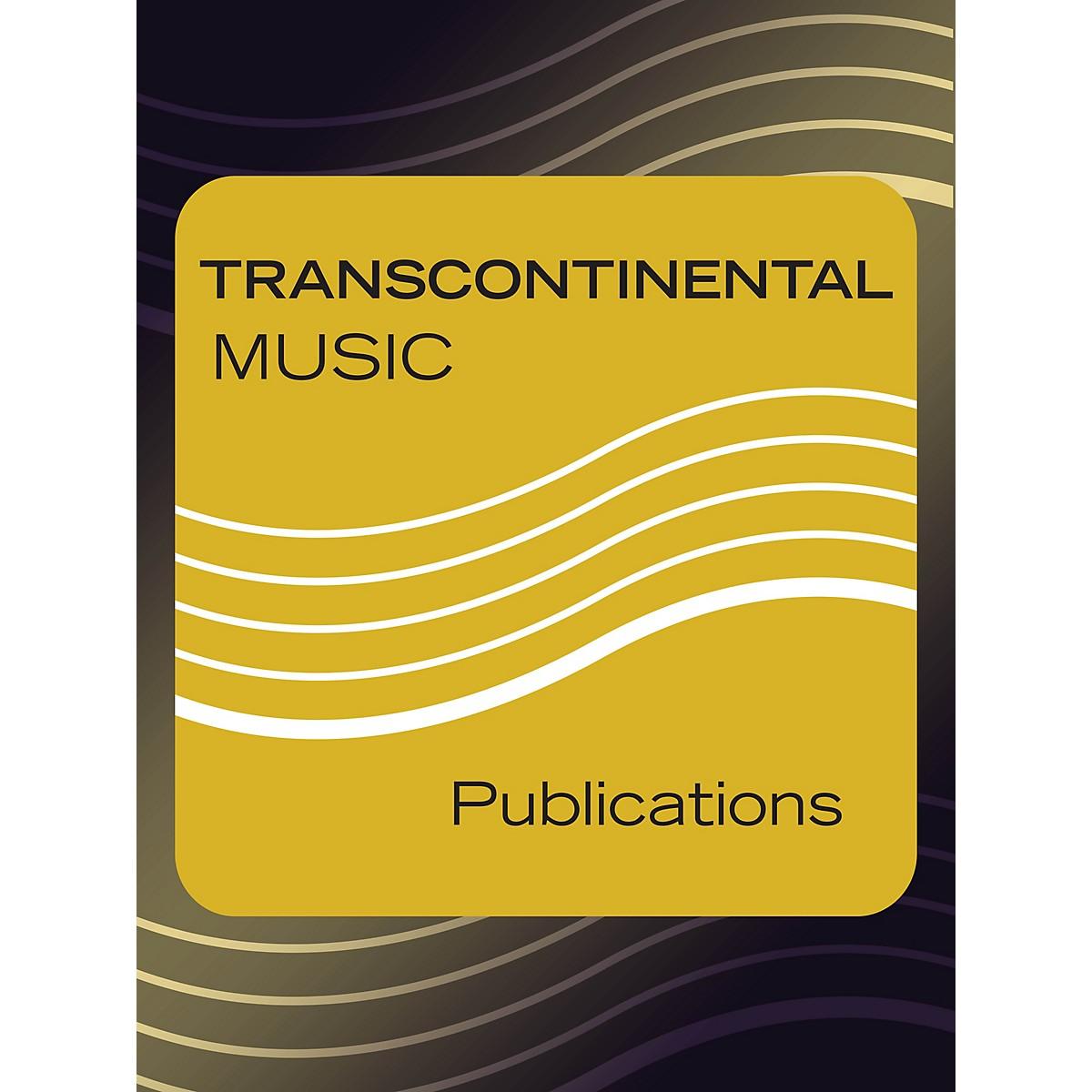 Transcontinental Music Pit'chu Li SATB Composed by Robert Applebaum