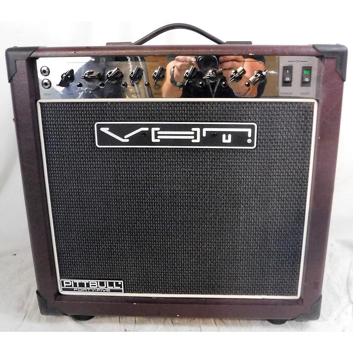 VHT Pittbull C-5084-t Tube Guitar Combo Amp