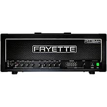 Fryette Pittbull Hundred/CL G100CL/EQ 100W Tube Guitar Amp Head Level 1 Black