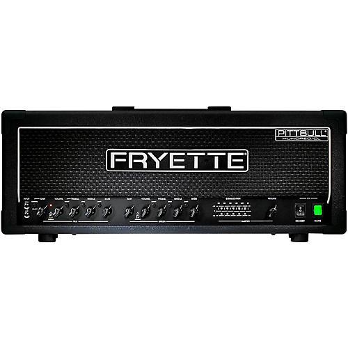 Fryette Pittbull Hundred/CL G100CL/EQ 100W Tube Guitar Amp Head