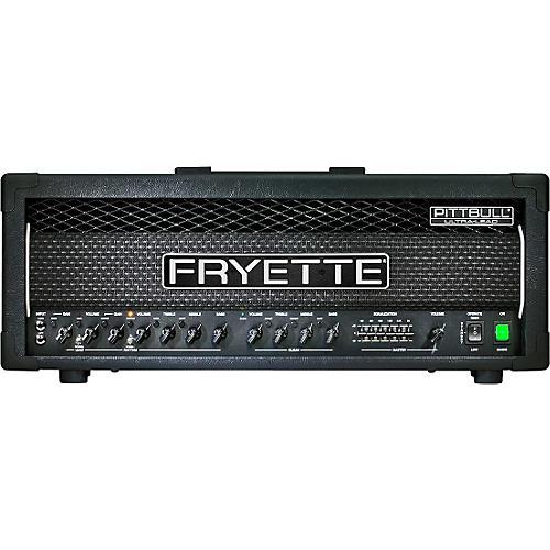 Fryette Pittbull Ultra-Lead G100UL/EQ 120W Tube Guitar Amp Head