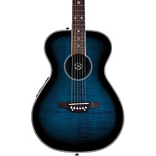 Pixie Acoustic-Electric Guitar Blueberry Burst