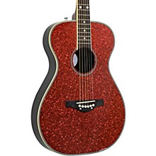 Pixie Acoustic Guitar Red