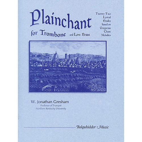 Carl Fischer Planchant for Trombone Book