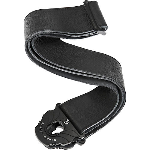 D'Addario Planet Waves Planet Lock Leather Guitar Strap