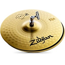 Planet Z Hi-Hat Cymbals 13 in. Pair