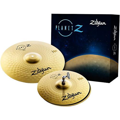 Zildjian Planet Z Launch Cymbal Pack